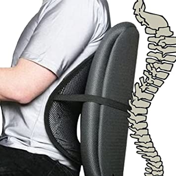 Back Support Office Chairs