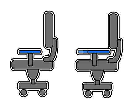 armrest support